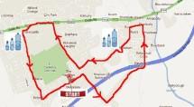 10K Run Route