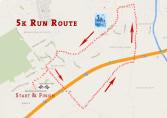 5K Run Route